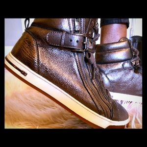 Micheal Kors Hightop Sneakers